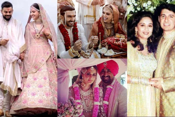 Bollywood wedding held abroad