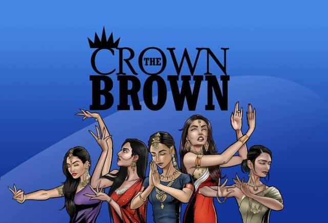Crown The Brown
