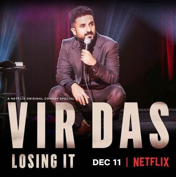 Vir Das - Netflix