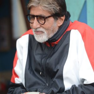 Amitabh Bachchan Begins Shooting For Jhund