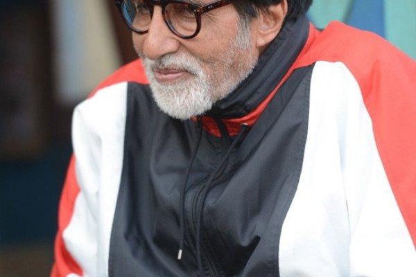 Amitabh Bachchan Begins Shooting For Jhund