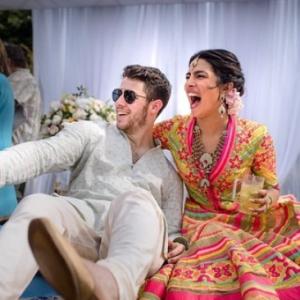 Priyanka Chopra - Nick Jonas