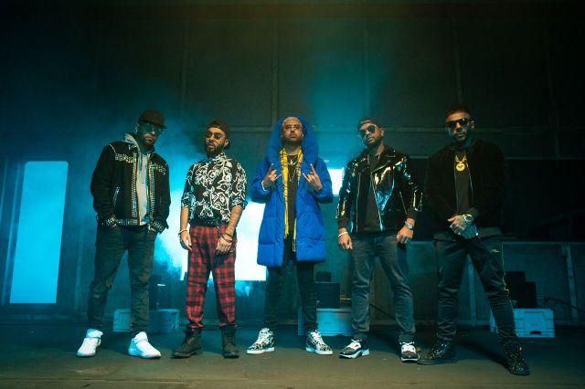 F1rstman ft H-Dhami, Mumzy Stranger, Raxstar, Juggy D - Dance