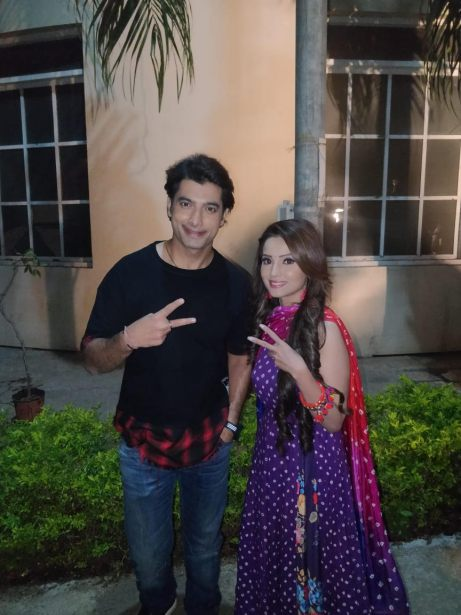 Match made in heaven thanks to Sharad Malhotra and Adaa Khan
