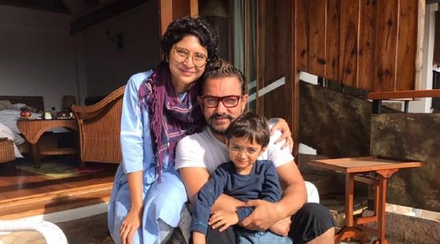 Aamir Khan- Kiran Rao