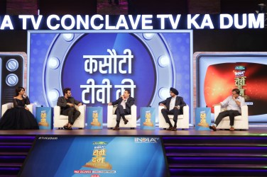 INDIA TV CONCLAVE TV KA DUM 005