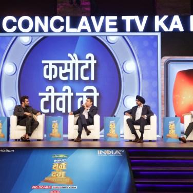 INDIA TV CONCLAVE TV KA DUM 005