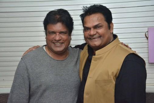 Rajesh Sharma wants to direct a film
