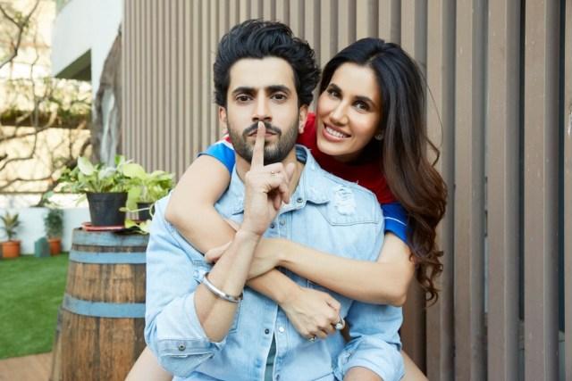 Sunny Singh & Sonnalli Seygall
