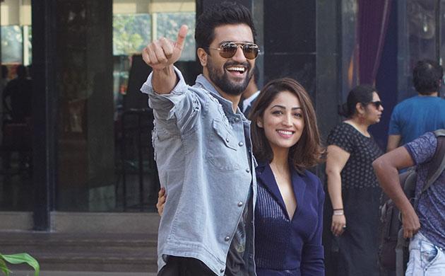 Yami Gautam & Vicky Kaushal