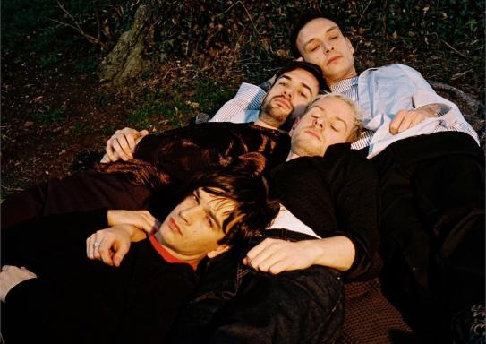 THE 1975 ROCKING THE DAISIES