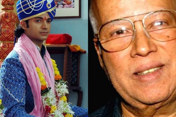Actor Prashantt Guptha pays homage to Rajkumar Barjatya