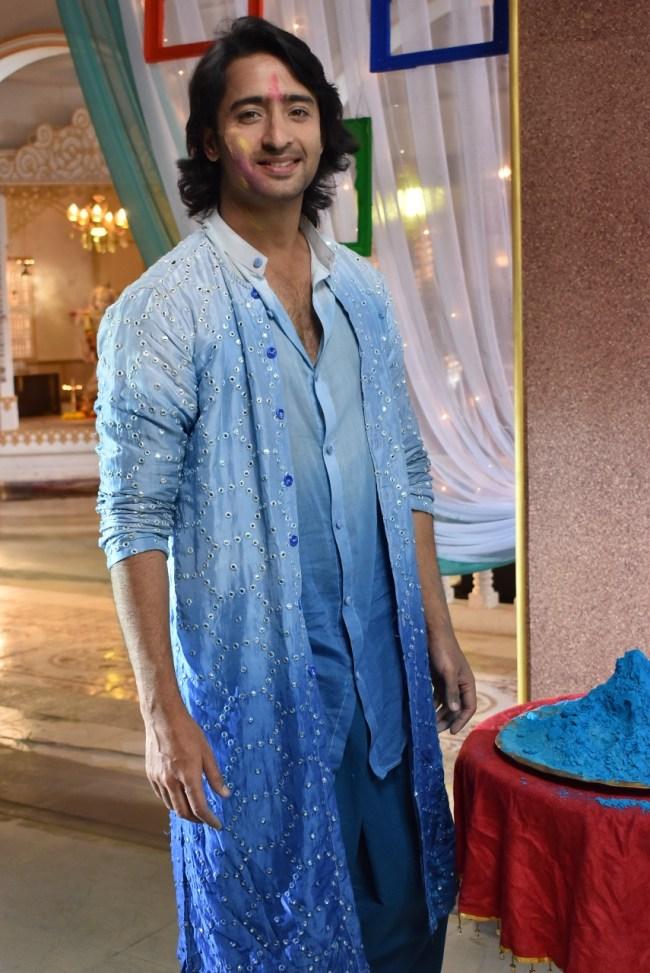Holi hai on Rajan Shahi's YRHPK!