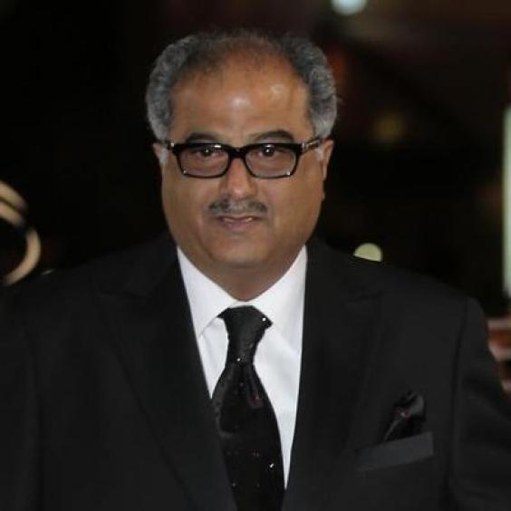 Boney Kapoor egyptian film