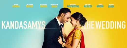 CROWN THE BROWN: KANDASAMYS THE WEDDING PREMIERE