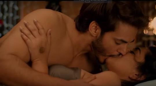 'Jodha Akbar' fame Ravi Bhatia On Doing Intimate Scene With Shafaq Naaz