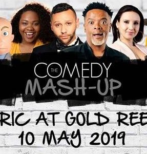 South Africa : A Comedy Mash Up - The Lyric at Gold Reef City
