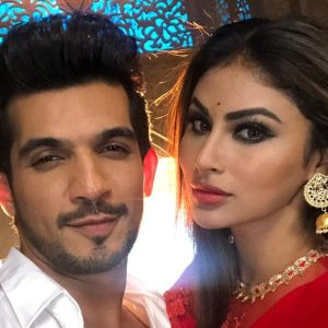Arjun Mouni look hot