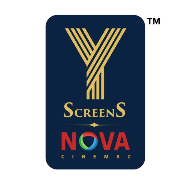 Nova Cinemaz and Y Screen