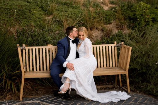 Cape Town Celebrated The Most Luxurious Wedding Of The Year!