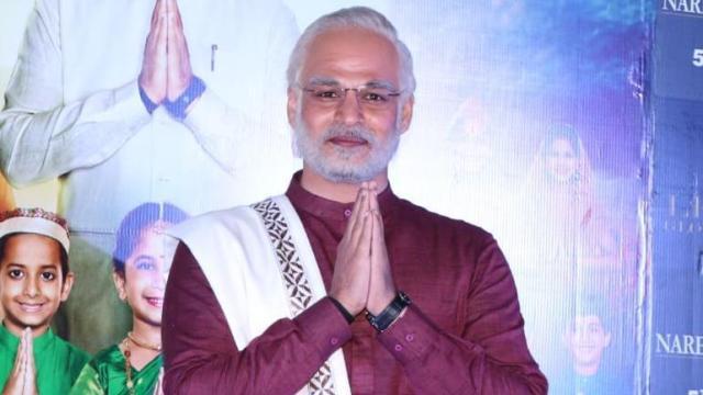 Vivek Oberoi - PM Narendra Modi