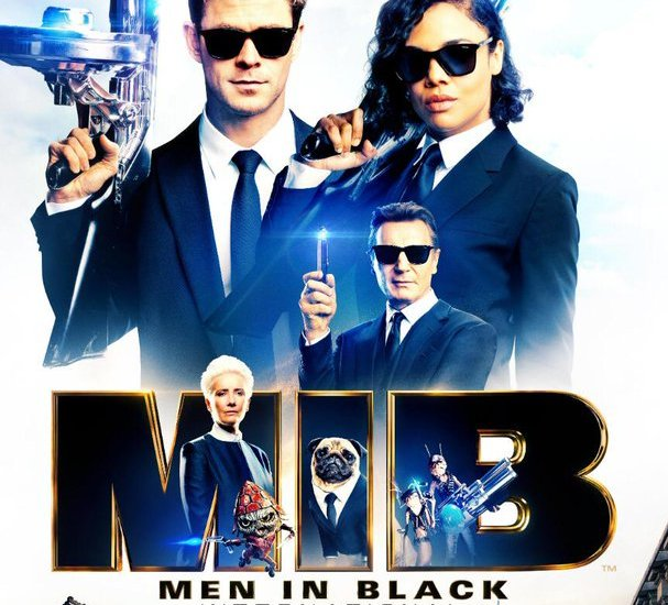 Men in Black International Poster