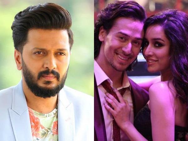 Riteish Deshmukh, Shraddha Kapoor, Tiger Shroff
