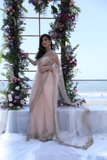 Shehla Khan mumbai designer destination wedding collection