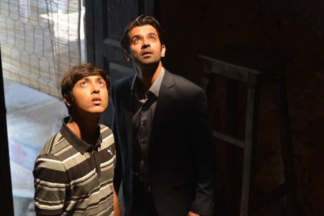 Barun Sobti & Amartya Ray