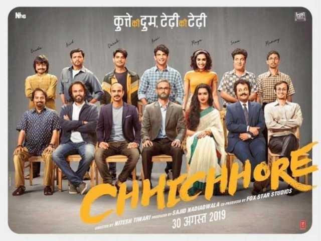 Chhichhore's trailer