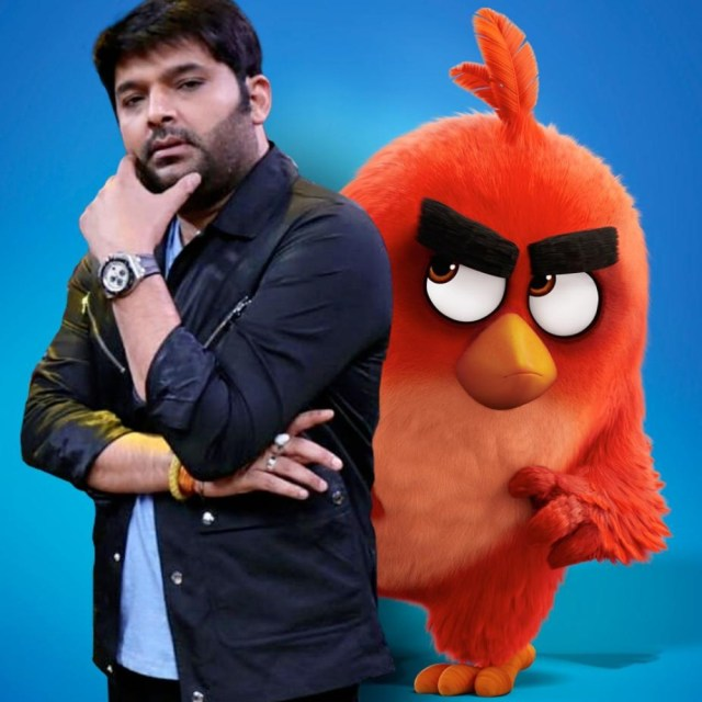 Kapil Sharma in The Angry Birds Movie 2