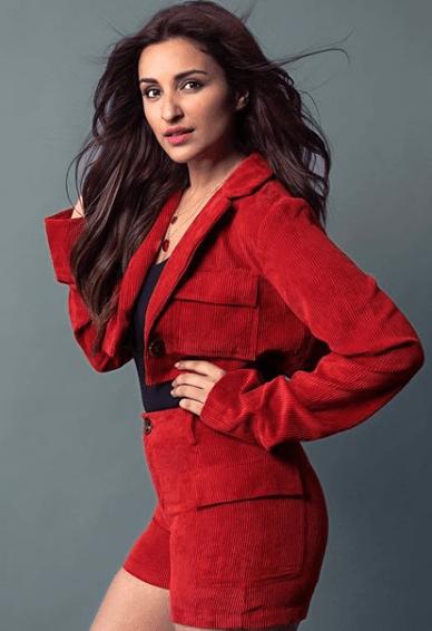 Parineeti Chopra Starts Shooting For The Girl On The Train