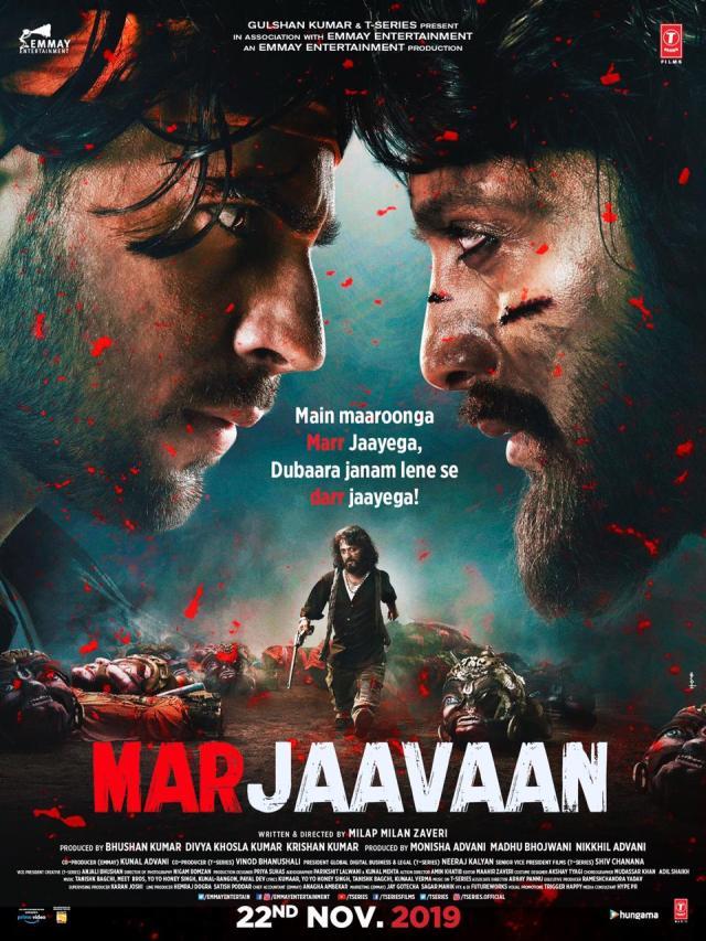 Marjaavaan poster