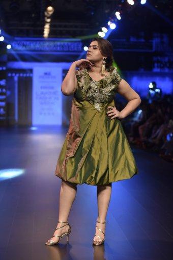 aLL Plus Size Lakme Fashion Week
