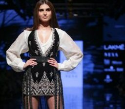 Ritu Kumar at LFW!