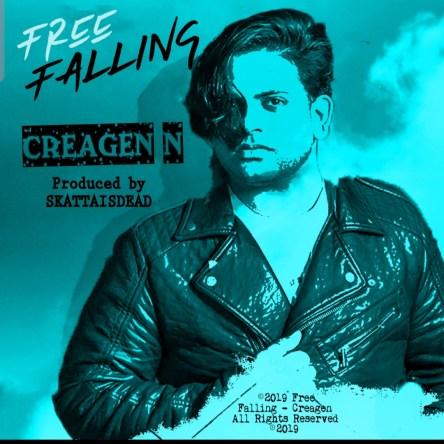 """Creagan Naidoo releases new single """"Free Falling"""""""