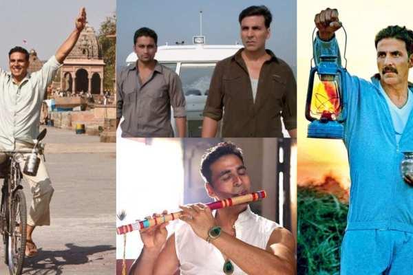 Akshay Kumar realistic roles