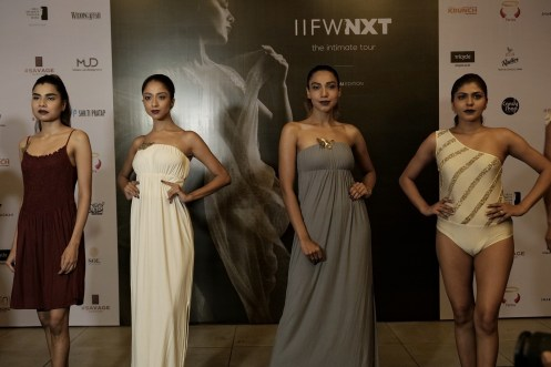 """IIFW NXT - The Intimate Fashion Tour"" Mumbai edition focuses on Sustainability and Sumptuousness"