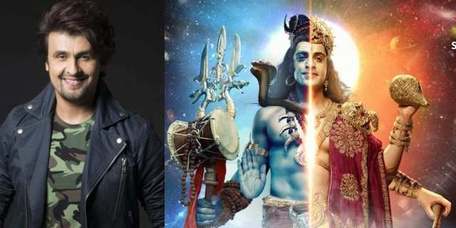 Sonu Nigam Lends His Voice For The Devotional Track In Star Plus' Namah