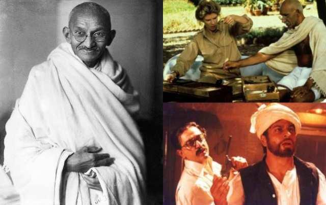 Bollywood Movies Based On The Life Of Mahatma Gandhi
