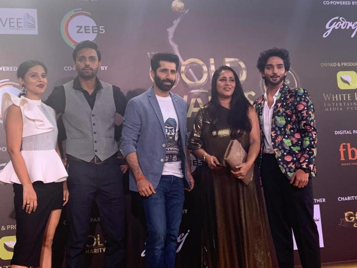 Harsh Rajput,Sumit Kaul,Ritu Chaudhary Seth,Aamir S Khan