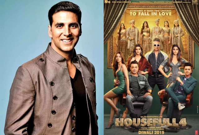 Akshay Kumar Appreciates His Housefull 4 Co-Stars For Being Punctual