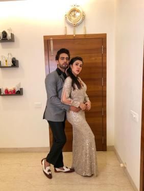 Sheena Bajaj,Rohit Purohit