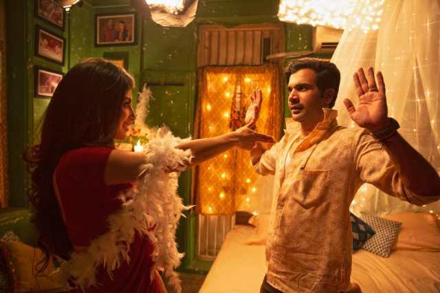 Rajkummar Rao & Mouni Roy