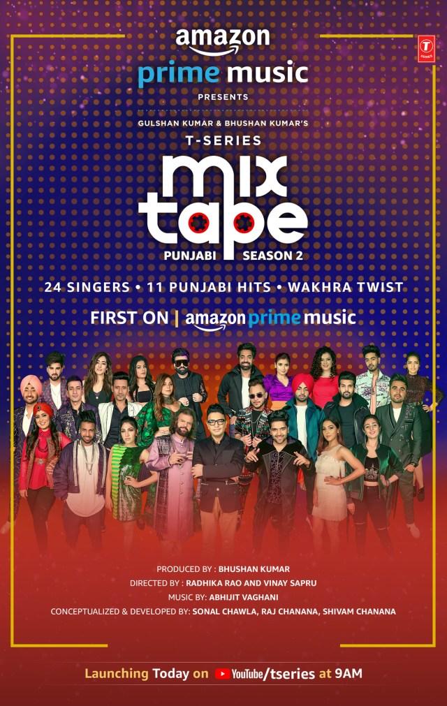 MixTapePunjabi Season 2