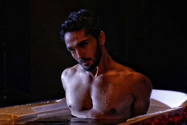Harsh Rajput as Ansh in Star Plus' Nazar