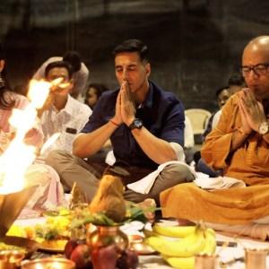 Akshay Kumar and Manushi Chillar