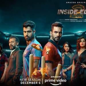 AMAZON ORIGINAL INSIDE EDGE SEASON 2 TRAILER OUT NOW