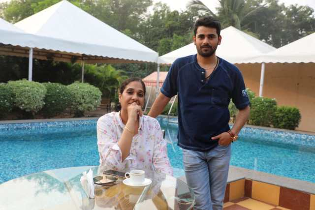mandi producer Ashu Dhaliwal-Akshy Mishra