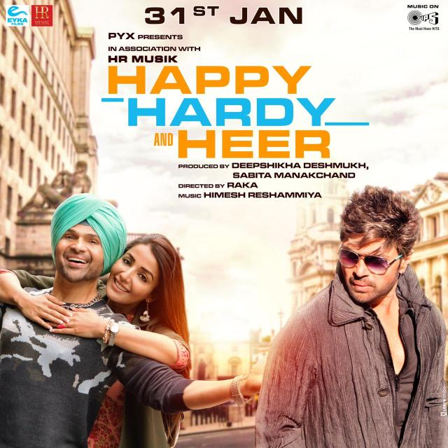 Happy Hardy and Heer gets a new Release Date